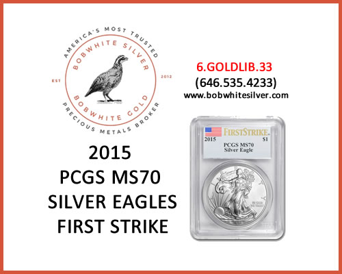 2015-PCGS-MS70-SILVER-EAGLE-FIRST-STRIKE-BSBG